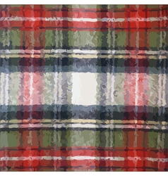 Plaid texture vector image