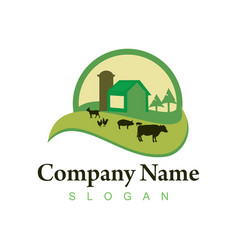 Farm logo 2 vector
