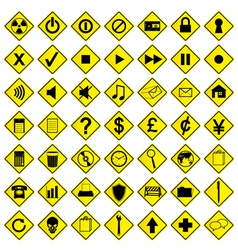 Road Sign Computer Icons vector