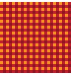 Pattern checkered Seamless pattern vector image
