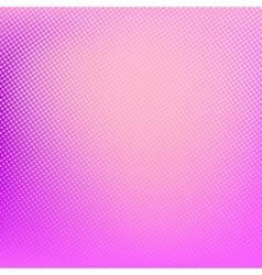 Halftone background Pink abstract spotted pattern vector image