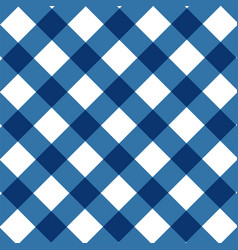 pastel blue color square check pattern vector image