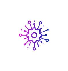 tool share logo icon design vector image