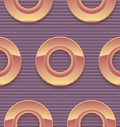 Circle frame seamless background vector