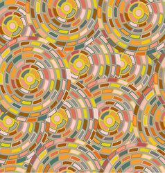 pattern seamless kaleidoscopes vector image