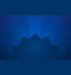 dynamic particles sound wave flowing frame dotted vector image