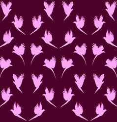 Hummingbirds vector image