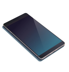 mobile device smartphone concept vector image