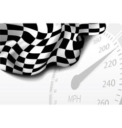 Social media icon background vector image vector image