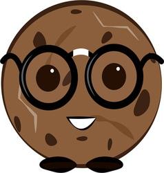 Smart Cookies vector image vector image