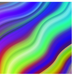 abstract colorful background with waves design vector image