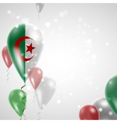Algeria national flag vector