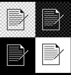 blank notebook and pencil with eraser icon vector image