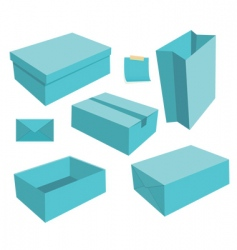 Box objects vector