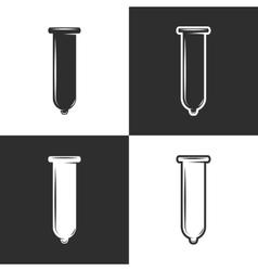 Icon Condom vector image
