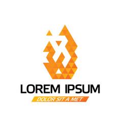 Lorem ipsum design poster vector