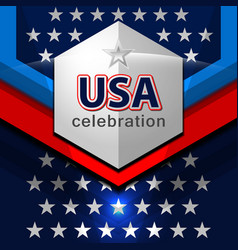 Usa backgrounds nationality vector