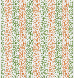 traditional chinese seamless pattern vector image vector image