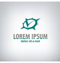 Compass corporate logo vector