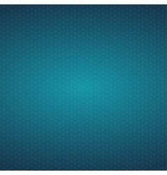 Blue Mosaic Tile Honeycomb Background vector image