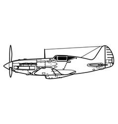 Mikoyan-gurevich mig-3 vector