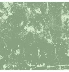 Distress Green Texture vector image vector image