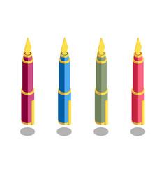 pen icon symbol vector image