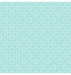 pattern mint geometric celtic vector image