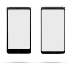 smartphone mobile telephone vector image