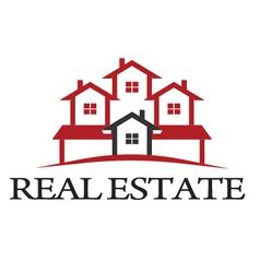 Logo Residential vector image