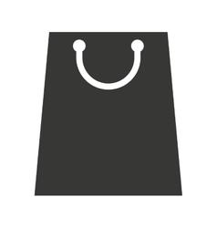 Bag shopping store icon vector