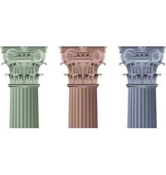 Columns vector