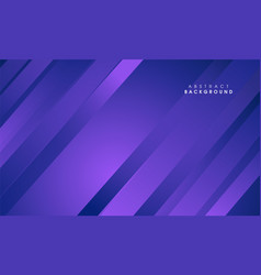 purple abstract geometrical background vector image
