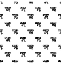 Scarf pattern simple style vector