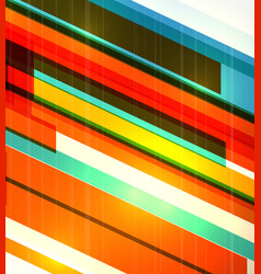 Stripes background vector