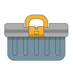 Toolbox isolated symbol vector