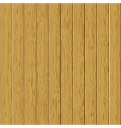 Wooden board fence vector