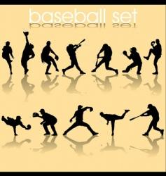 Baseball2 vector