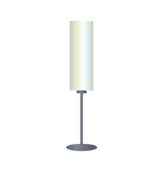 interior modern lamp design vector image