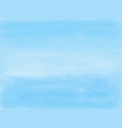 Blue background as sky vector