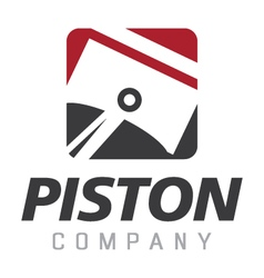 Piston Logo vector image