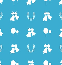 Seamless Education Back to School Pattern vector image