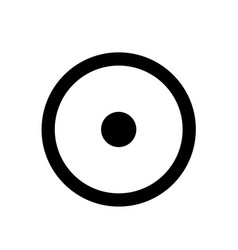 astrology sun symbols vector image