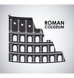 Roman coliseum vector