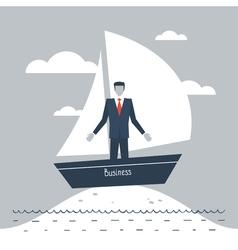 Start up failure business problems vector