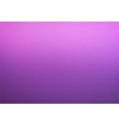 Purple metal background vector image vector image