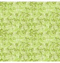 Green grass texture seamless pattern background vector image