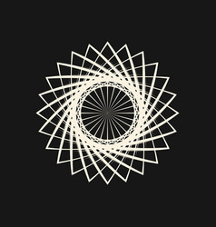 Sacred geometry 0018 vector