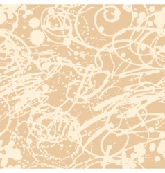 Splatter Dot Seamless Wallpaper Pattern vector image
