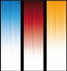 Vertical-lines-banners vector